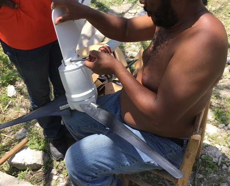 Mission Critical Energy joins in the support of remote broadcast relay sites in Haiti.
